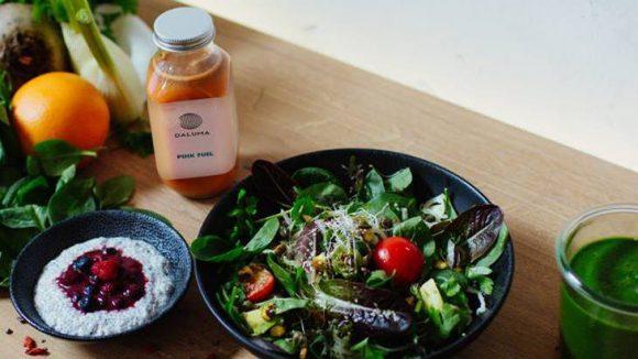 Sieht das nicht lecker aus?! Im DALUMA kommen alle Gerichte ohne Geschmacksverstärker, Zusatzstoffe und Haltbarkeitsmittel aus.