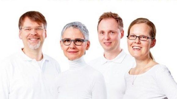 Das Ärzte-Team vom Elsterplatz.