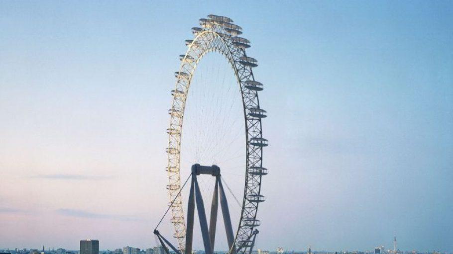 Gibt es doch ein Riesenrad am Zoologischen Garten? Die neue Eigentümerfirma zeigt sich interessiert, steht aber auch weiteren Projekten an der Hertzallee offen gegenüber.