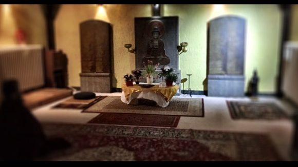 Das Buddhistische Haus. (c)Gerlinde Jänicke