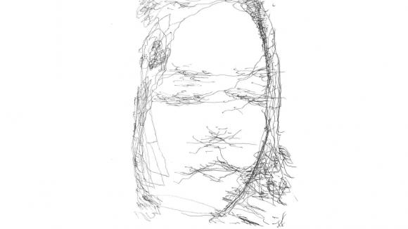 Das Endergebnis: Wir präsentieren unser Porträt vom Robo-Künstler © Dixit Algorizmi