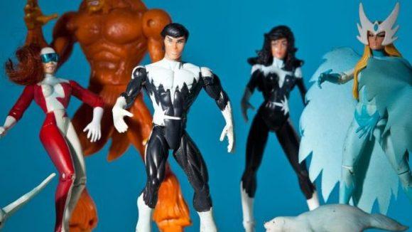Northstar und Alpha Flight Team, Marvel Comics 1999 Collector Edition