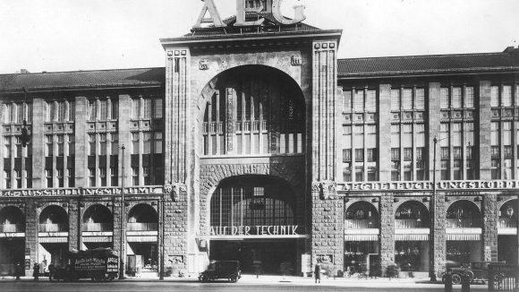 Das Gebäude funktionierte sieben Jahre lang als Haus der Technik. ©Franz Kullrich