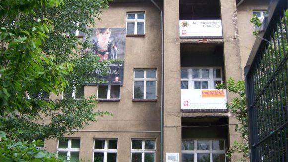 Das Haus Magdalena in der Buchberger Straße