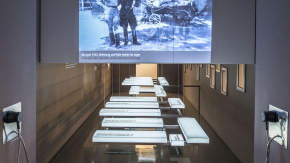 Das Lager als Modell in Schöneweide ©Dokumentationszentrum NS-Zwangsarbeit, Hoffmann