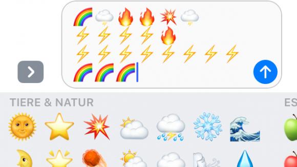 Das sind Van Bo's liebsten Emoji's.