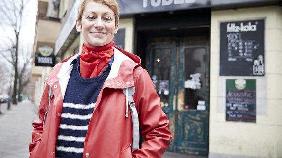 Im Yodel hat Sophia Hoffmann ihre neue Koch-Heimat gefunden. Hier bietet sie auch Kurse an.