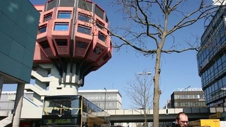 Die Steglitzer Schlossstraße - nur einer der Schwerpunkte in Bezug auf die nachhaltigen Entwicklungsziele für Steglitz-Zehlendorf.