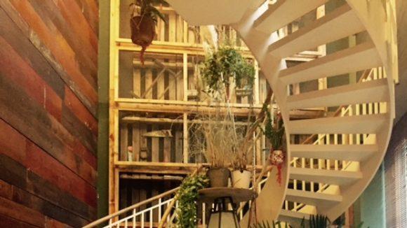 Der Eingangsbereich. (c)Gerlinde Jänicke