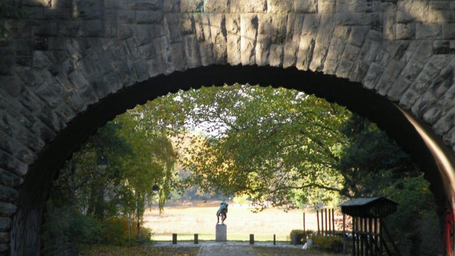 Deutlich reizvoller: der Volkspark Rehberge im Sommer. ©Weddingweiser