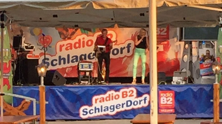 """""""Schlagerparty"""" ist in diesem Jah das Motto für die Bühnen auf dem französischen Volksfest am Kurt-Schumacher-Platz."""