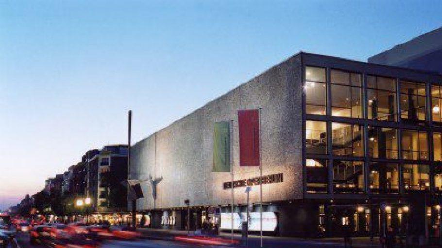 In der Deutschen Oper wird gebaut - man sucht deshalb nach neuen Spielorten.