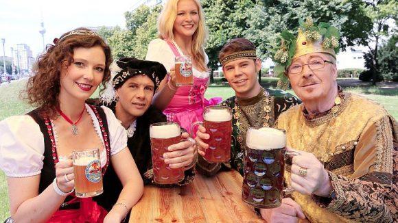 Da kriegt man Durst! Das Internationales Berliner Bierfestival steht an.