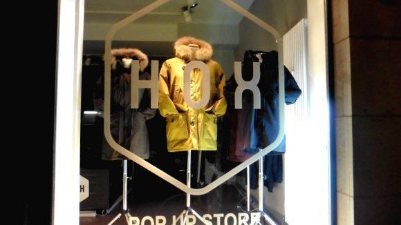 Hox Pop-up Store Berlin Mitte Rosenthaler Straße