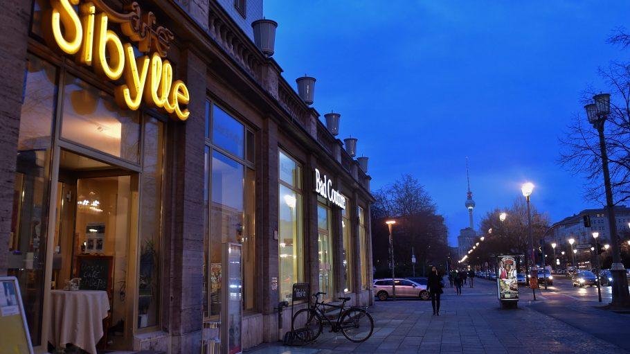 Hereinspaziert! Das Café Sibylle bietet bald wieder Kaffee, Kuchen und Kultur.