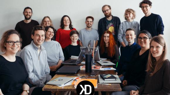 Die Kater-Crew: 2015 erschien die erste Ausgabe und wurde über Startnext finanziert.
