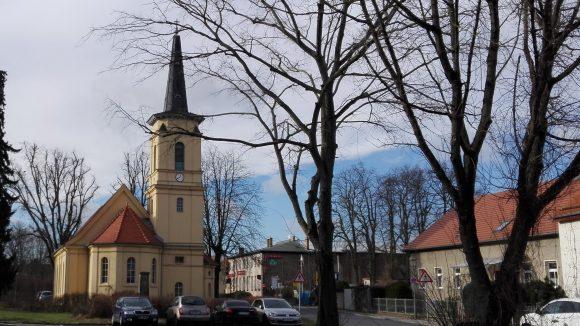 Die kleine Dorfkirche bildet den eigentlichen Kern von Bohnsdorf. ©Ronja Hegemann