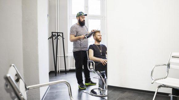 Die Profis wissen, was gut für dein Haar ist. ©Claudia Gödke