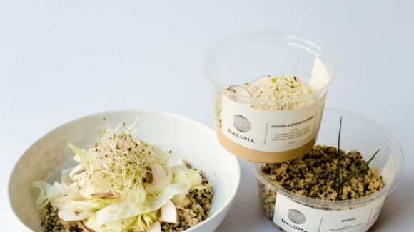 Die Qual der Wahl zwischen Linsen, Pasta, Rohkost, Quinoa oder Reis.
