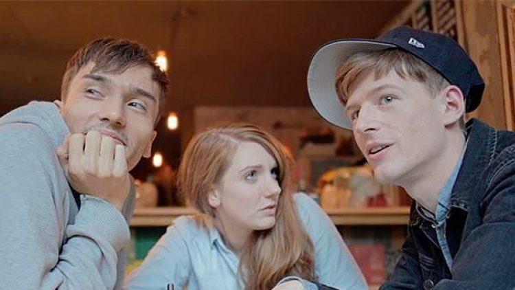 Neues von Emma, Tom und Vincent aus Neukölln gibt es heute ausnahmsweise mal im Kino.