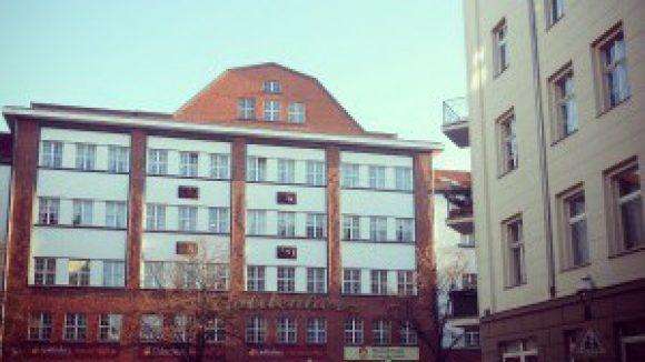Ehemaliges Wittler-Gebäude (c) Weddingweiser
