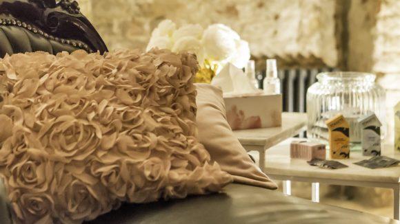 Ein Blick in das DIY-Separee des Sex-Toy-Herstellers Womanizer. ©Womanizer