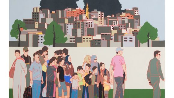 via Open Walls Gallery - Romisa Sakaki