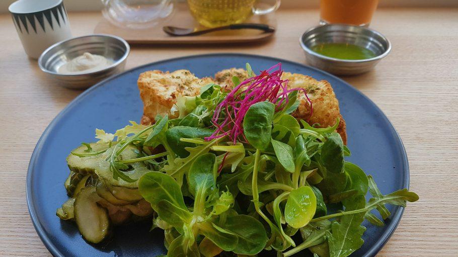 """Eat your greens– wenn das so lecker ist wie im """"Toki the white rabbit"""", kein Problem."""