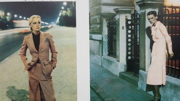 Eine von Ehefrau June Newtons Lieblingsstrecken. (c) Trieba