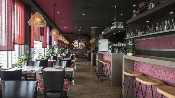 Eines der Highlights ist das peruanische Restaurant Ceviche103 im Hotel. ©TWO Hotel Berlin