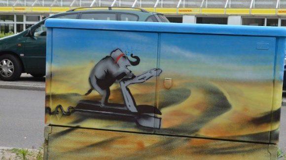 Elefanten-Energie