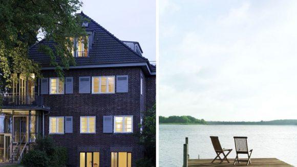 So schön kann der nachhaltige Kurztrip sein. Im Hotel Elisabeth am See in Brandenburg.