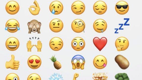 Emojis von Michael Glantschnig