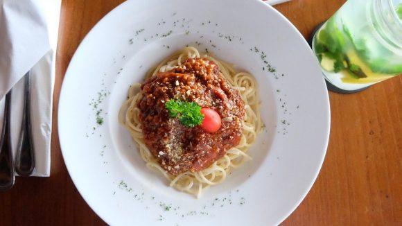 Es gibt zum Beispiel leckere Pasta als True Italian-Spezialität mit Cocktail, aber die Restaurants bieten auch ihr übliches Menü an.