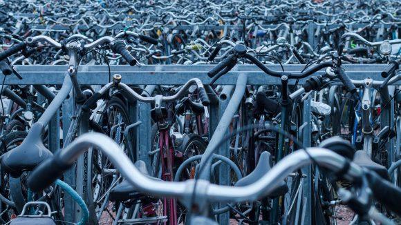 Dein Fahrrad ist nicht einfach nur eins von vielen? Dann gönn' ihm und dir doch einen ganz besonderen Parkplatz!