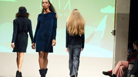 Heute schon werden in Berlin die ersten Models über den Laufsteg schreiten.