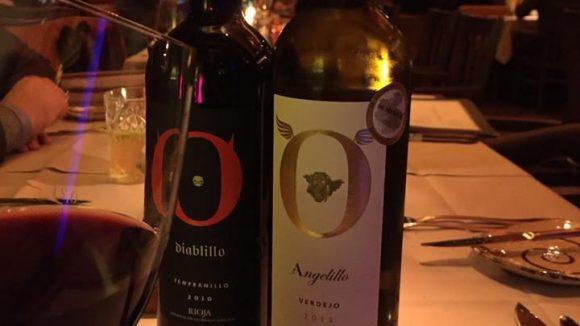 Feiner Wein im Tauro. (c)Gerlinde Jänicke