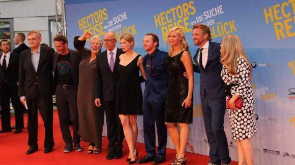 Das Filmteam auf einen Blick. Für den besseren Überblick haben wir alle aber auch nochmal einzeln für euch ...