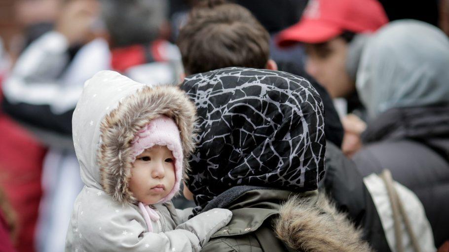 Täglich kommen in Berlin neue Flüchtlinge an. Nicht nur ihre Unterbringung ist für die Stadt eine Herausforderung.