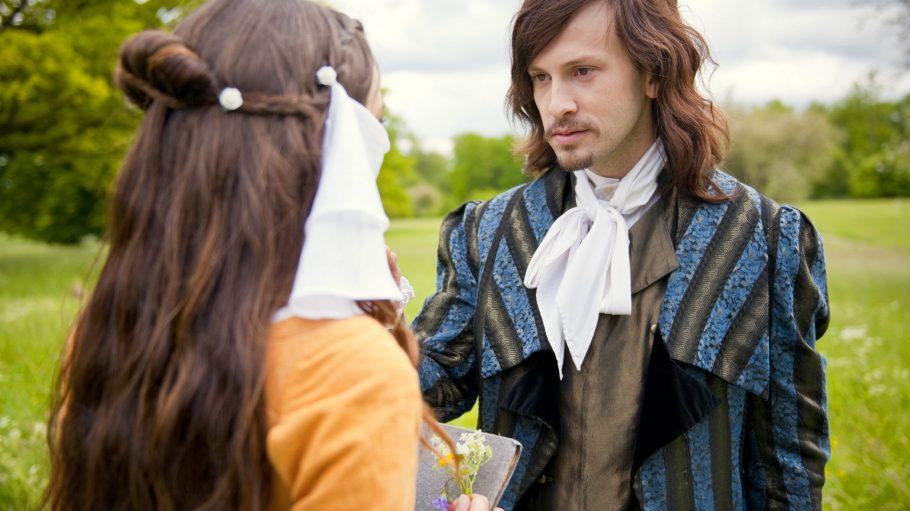 """Der in Berlin lebende Schauspieler Franz Dinda verkörpert in """"Siebenschön"""" einen jungen Prinzen."""