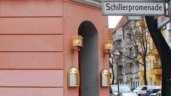 Alt trifft auf neu im Neuköllner Schillerkiez.