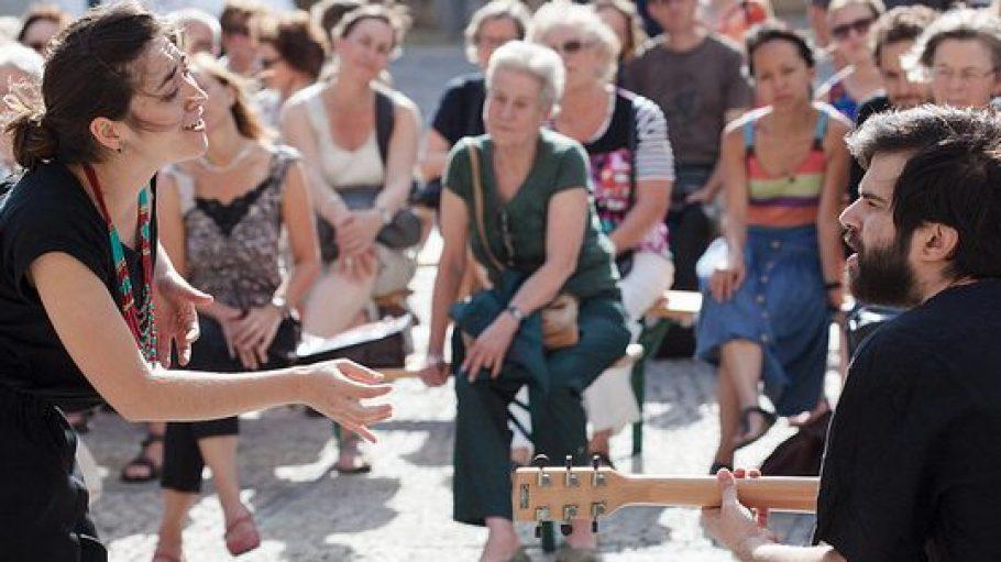 Drinnen, draußen und auf der Straße: Dieses Jahr wird an 111 Orten bei der 20. Fête de la Musique musiziert.