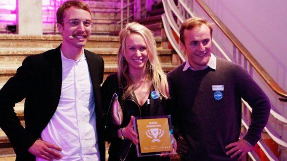 Gastro-Gründerpreis für TeaTales. (c) orderbird
