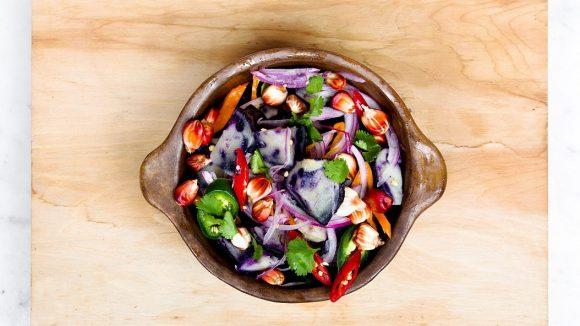 In der asiatischen Küche kommen auch Vegetarier nicht zu kurz.