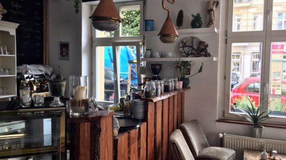 Gemütlich schaut es aus im Restaurant Morsh in der Mainzer Straße. ©Jänicke