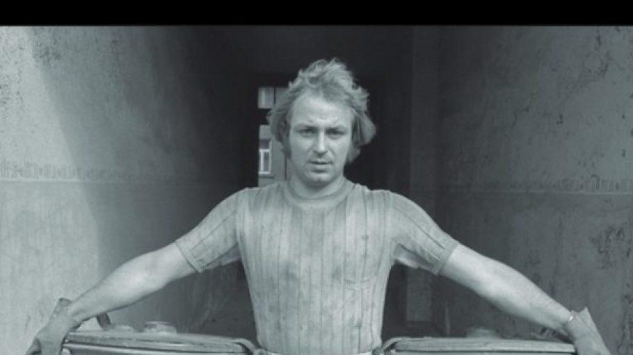 Georg Krause: Müllmann.