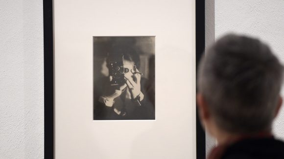 Auf den Spuren einer vergessenen Fotografin im Martin-Gropius-Bau.