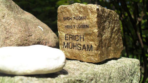 Grab Erich Mühsam