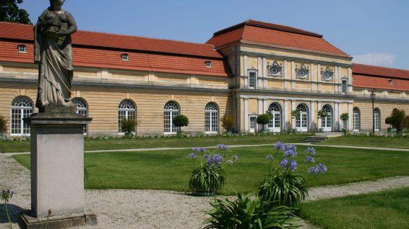 Große Orangerie Schloss Charlottenburg ©Berliner Residenz Konzerte