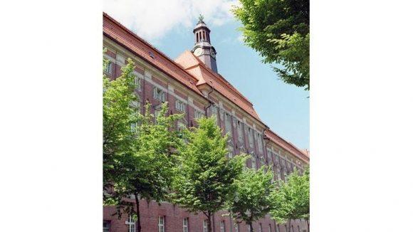 Grundschule in der Greifenhagener Straße.
